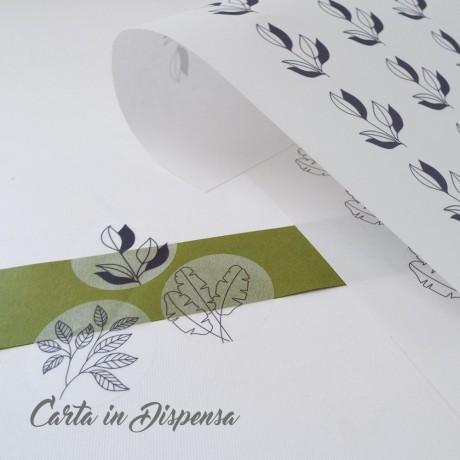Etichetta INKJET adesiva D.4cm TRASPARENTE opaca A4 R305
