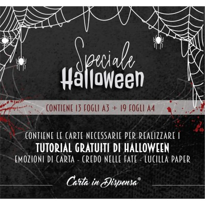 KIT Speciale Halloween A4-A3