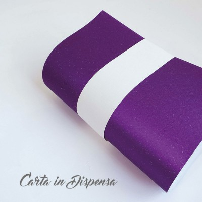 carta SABBIATA purple 190g