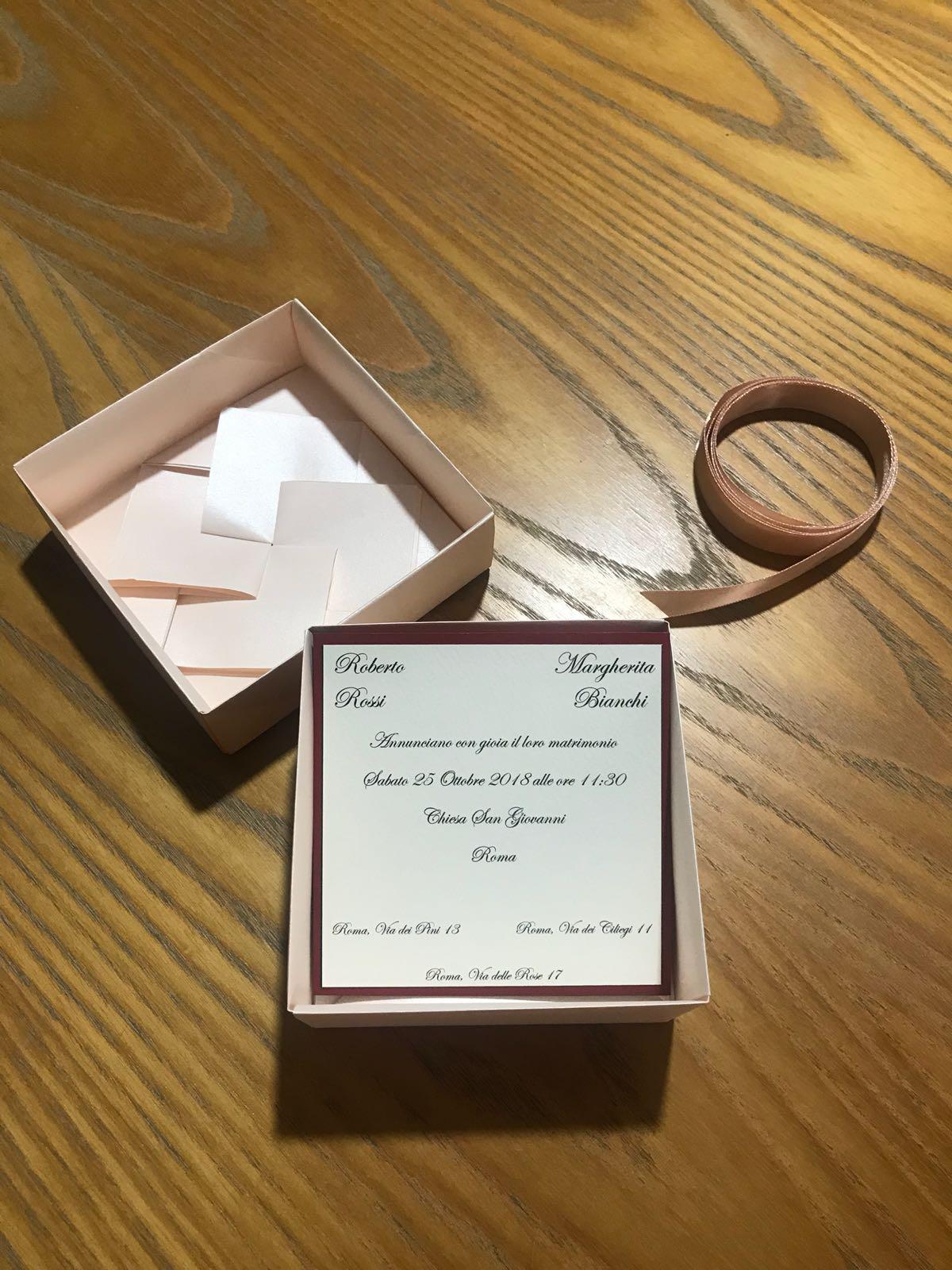 origami a nozze con la carta della dispensa