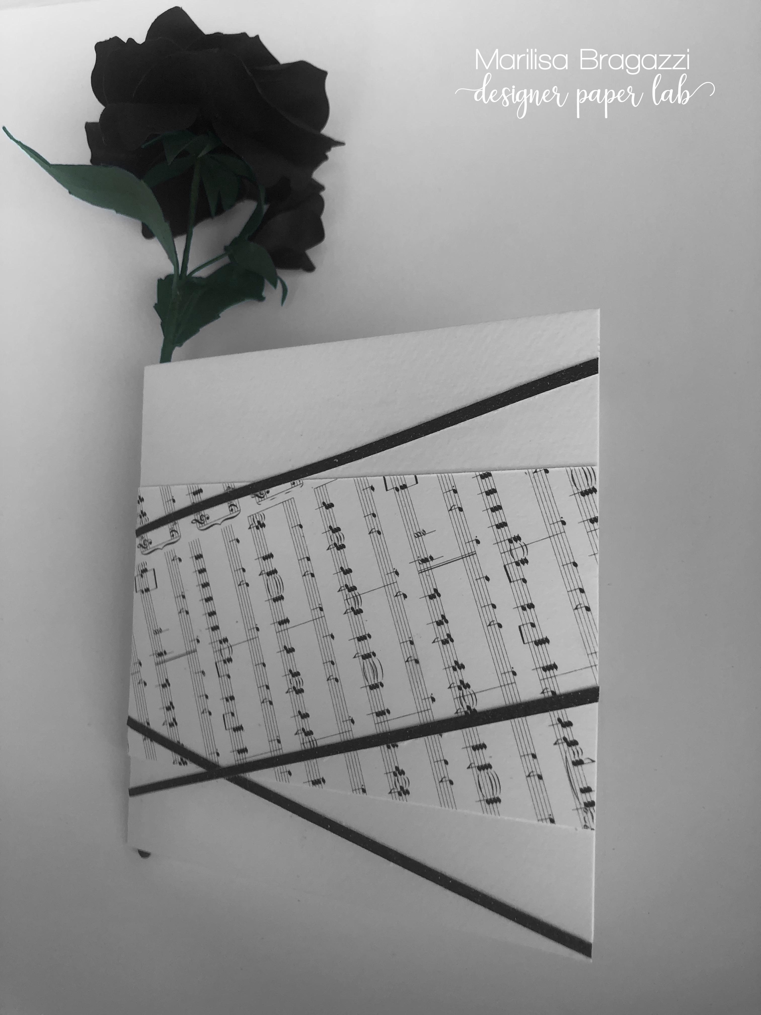 regalo floreale per un musicista
